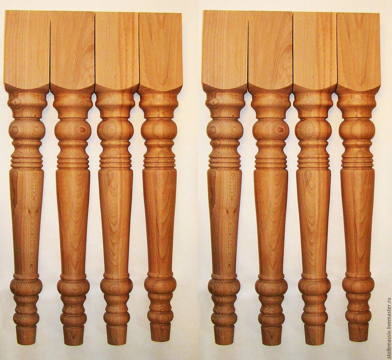 Ножки из дерева для мебели