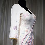 """Одежда ручной работы. Ярмарка Мастеров - ручная работа Платье """"Бабочки"""". Handmade."""