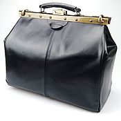 Сумки и аксессуары handmade. Livemaster - original item Joe Black leather bag for men, men`s travel bag. Handmade.