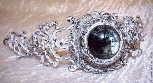 Часы ручной работы. Ярмарка Мастеров - ручная работа. Купить часы ...Venezia.... Handmade. Авторские часы, латунь, необычный подарок