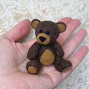 Куклы и игрушки handmade. Livemaster - original item Mini bear. Handmade.