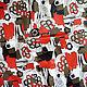 Шитье ручной работы. Ярмарка Мастеров - ручная работа. Купить Японский винтажный хлопок для пэчворка в трех цветах. Handmade. Разноцветный