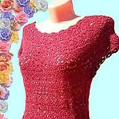 Одежда handmade. Livemaster - original item Dress pattern
