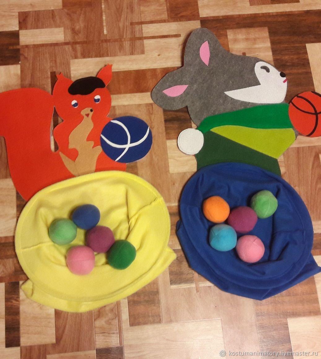Баскетбол. Реквизит, Мягкие игрушки, Подольск,  Фото №1
