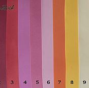 Материалы для творчества ручной работы. Ярмарка Мастеров - ручная работа Фоамиран Премиум, 1 мм (50 на 50 см). Handmade.