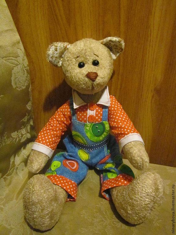 Bear Three, Stuffed Toys, Nizhny Novgorod,  Фото №1