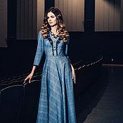 """Одежда ручной работы. Ярмарка Мастеров - ручная работа Платье """"Криста"""". Handmade."""
