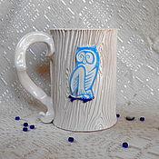 Посуда handmade. Livemaster - original item Mug Savonia. Handmade.