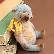 Куклы и игрушки ручной работы. Ярмарка Мастеров - ручная работа медведик Отоко. Handmade.