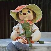Куклы и игрушки ручной работы. Ярмарка Мастеров - ручная работа кукла Есенька. Handmade.