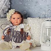 Куклы и игрушки ручной работы. Ярмарка Мастеров - ручная работа Реборн Камилла. Handmade.