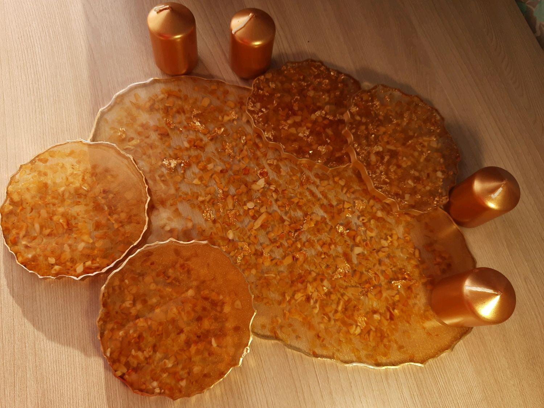 Сервировочный набор, Подставка под горячее, Балтийск,  Фото №1