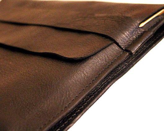 Папки для бумаг ручной работы. Ярмарка Мастеров - ручная работа. Купить Папка для документов , планшета или ноутбука. Handmade.