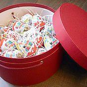 Киндеры в коробке подарок фото