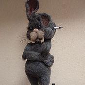 """Куклы и игрушки ручной работы. Ярмарка Мастеров - ручная работа """"ПЕРЕКУР"""". Handmade."""