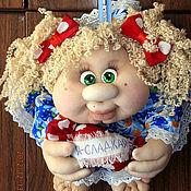 Куклы и игрушки ручной работы. Ярмарка Мастеров - ручная работа Кукла на удачу. Handmade.