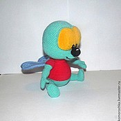 Куклы и игрушки handmade. Livemaster - original item Zipper Toy (cartoon character). Handmade.