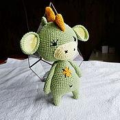 Куклы и игрушки handmade. Livemaster - original item Toto The Dragon.. Handmade.