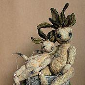 Куклы и игрушки ручной работы. Ярмарка Мастеров - ручная работа Корешки Мандрагоры. Handmade.