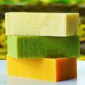 Косметика ручной работы. Ярмарка Мастеров - ручная работа Набор «Natural Baby Soap from EVA». Handmade.