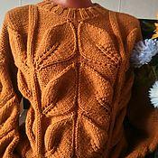 Одежда ручной работы. Ярмарка Мастеров - ручная работа Листья цвета осени. Handmade.