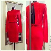Одежда ручной работы. Ярмарка Мастеров - ручная работа Платье с открытой спиной. Handmade.