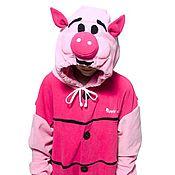 Одежда handmade. Livemaster - original item Costume kigurumi Piglet Piglet PIGLET KIGU. Handmade.