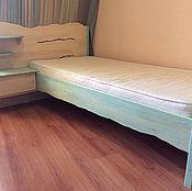 Мебель ручной работы. Ярмарка Мастеров - ручная работа кровать детская. Handmade.