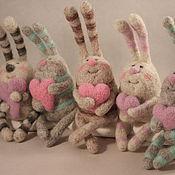 Куклы и игрушки ручной работы. Ярмарка Мастеров - ручная работа Жду тебя. Handmade.