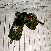Сувениры и подарки handmade. Livemaster - original item Sneakers-tanks. Handmade.