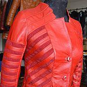"""Одежда ручной работы. Ярмарка Мастеров - ручная работа Куртка """"Мария"""". Handmade."""
