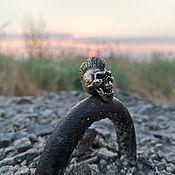 Субкультуры handmade. Livemaster - original item Punk decorative bead for a bracelet or lanyard. Handmade.