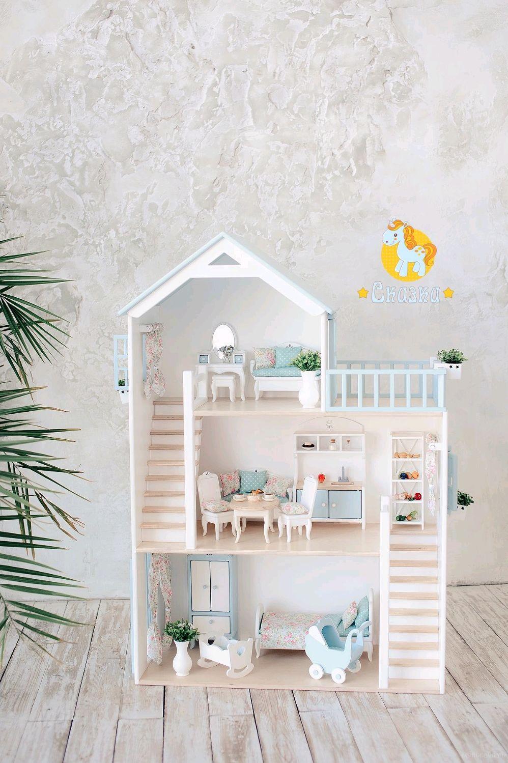 Кукольный домик, Кукольные домики, Новосибирск,  Фото №1