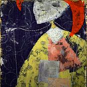 """Картины и панно ручной работы. Ярмарка Мастеров - ручная работа """"Marionette"""" (""""Кукла""""). Handmade."""