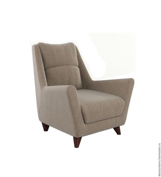 Мебель ручной работы. Ярмарка Мастеров - ручная работа. Купить Кресло Ар деко в обивке велюр  или вельвет. Handmade.