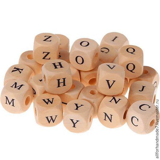 Комплекты аксессуаров ручной работы. Ярмарка Мастеров - ручная работа. Купить Буквы. Handmade. Комбинированный, буквы, деревянные буквы, кубики