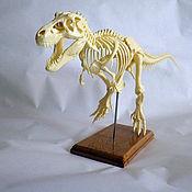 Для дома и интерьера handmade. Livemaster - original item Home dinosaur. Handmade.