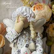 Куклы и игрушки handmade. Livemaster - original item Angels sweet dreams in the style of the Tilde. Handmade.