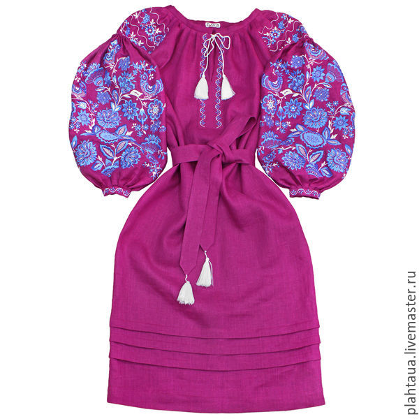 """Платье-вышиванка """"Чудо-Дерево"""", Dresses, Kiev,  Фото №1"""