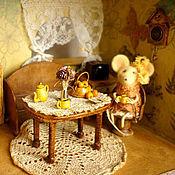 Куклы и игрушки handmade. Livemaster - original item Doll house handmade