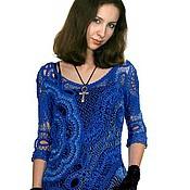 """Одежда handmade. Livemaster - original item Dress""""Sky"""". Handmade."""