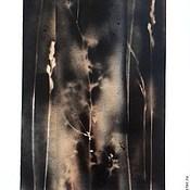 """Картины и панно ручной работы. Ярмарка Мастеров - ручная работа серия """"сон в темную ночь"""". Handmade."""