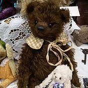 """Куклы и игрушки ручной работы. Ярмарка Мастеров - ручная работа Мишка """"Брауни"""". Handmade."""