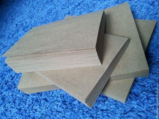 Открытки и скрапбукинг ручной работы. Ярмарка Мастеров - ручная работа. Купить Блоки для блокнотов А6 Крафт. Handmade. Внутренний блок