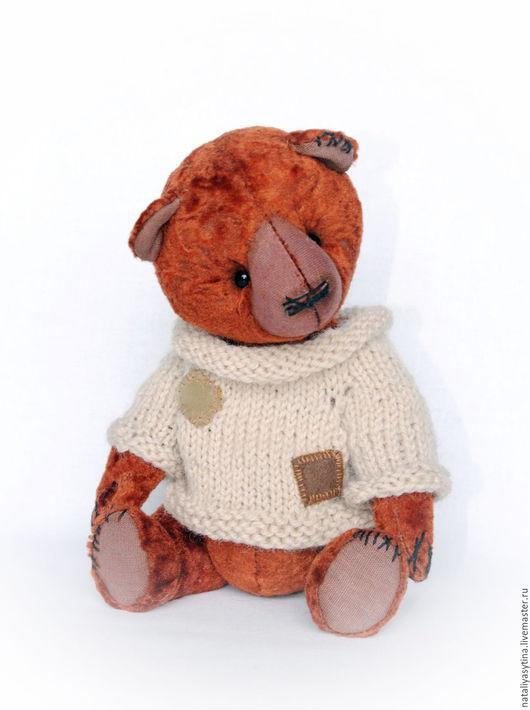 Мишки Тедди ручной работы. Ярмарка Мастеров - ручная работа. Купить Мишка Матвей (мишка тедди, плюшевый мишка). Handmade.