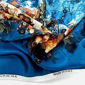 Материалы для творчества ручной работы. Ярмарка Мастеров - ручная работа Шелковый атлас ,Италия. Handmade.