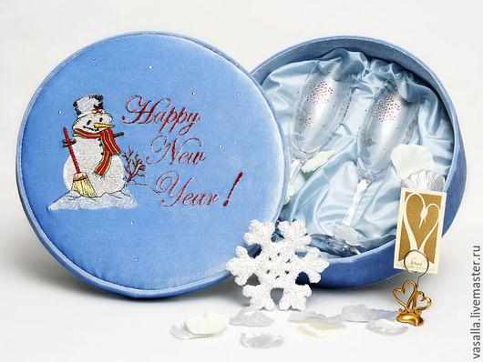 Новый год 2017 ручной работы. Ярмарка Мастеров - ручная работа. Купить Новогодний подарок. Handmade. Новый Год, новогодний подарок