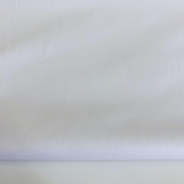 100% cotton, Turkey, white 240, Fabric, Moscow,  Фото №1
