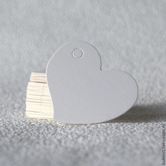 Упаковка ручной работы. Ярмарка Мастеров - ручная работа. Купить Бирка Сердце 1. Handmade. Бирка, бирка для подарка