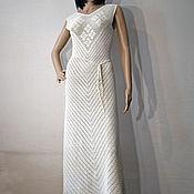 handmade. Livemaster - original item Miley Crochet Dress.. Handmade.